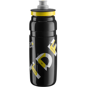 Elite Fly Drinking Bottle 750ml, TDF black 2019